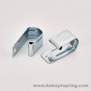 Sheet Metal Spring Clips