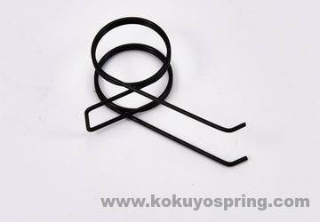 ¢0.7 double torsional spring