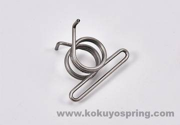 ¢1.6 double torsional spring