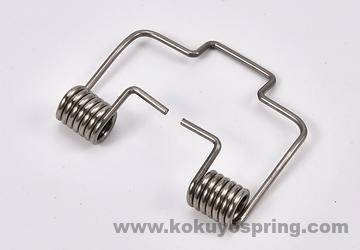 ¢1.6 double torsional springs