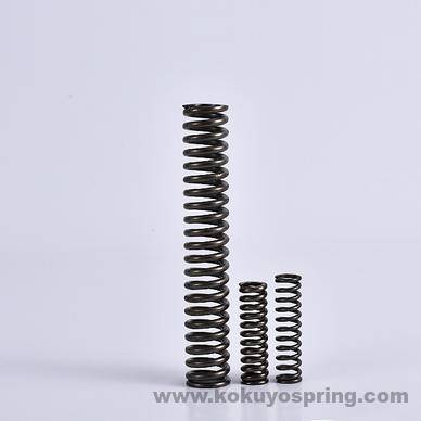Compressed springs
