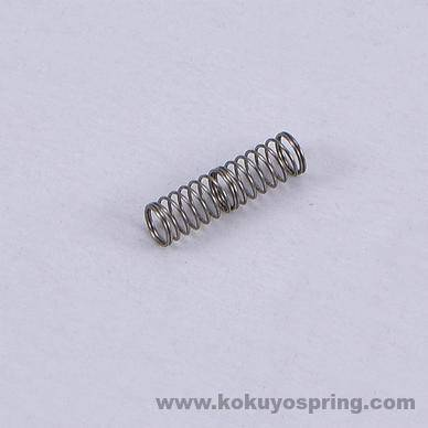 optical axis spring