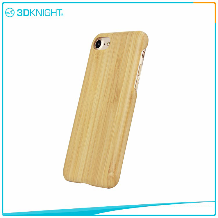 Iphone  Plus Real Wood Case
