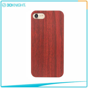 Wholesale Rosewood Phone Case For Iphone 7 7 Plus Wood Case factory