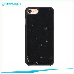 Natural Black Marble Phone Case for  iPhone7 case,waterproof for iPhone 7 case
