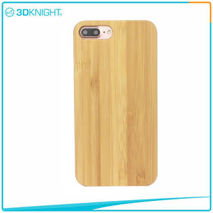 3D KNIGHT | Customized Laser Engraving For Iphone 7 Plus Bamboo Phone Case