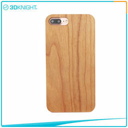 Customized Laser Engraving For Iphone 7 Plus Handmade wooden Phone Case