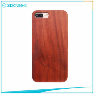Wholesale Rosewood Phone Case For Iphone 7 Plus Real Wood Series factory