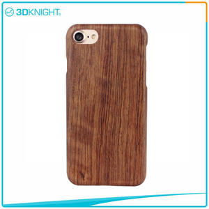 high quality Wood Mobile Cases,Mobile Case Wood For iPhone 7 7Plus suppliers