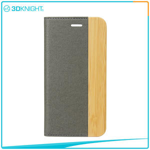 high quality Flip Wooden iPhone 7 Case suppliers