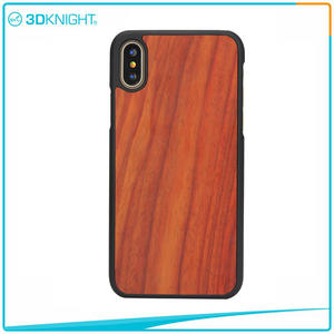 3D KNIGHT | Customized Laser Engraving Iphone X Wood Case