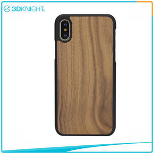 3D KNIGHT | Customized Laser Engraving Iphone X Wooden Case