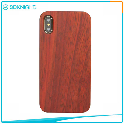 Wholesale Wood Case Customized Laser Engraving Wood Iphone X Case