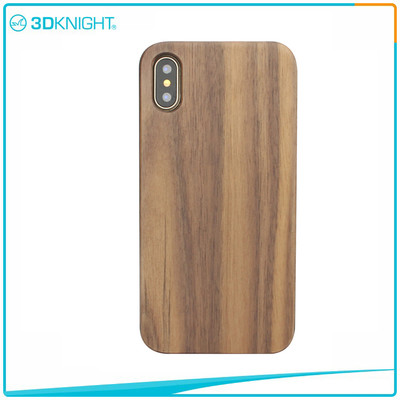 Wholesale Wood Phone Case Customized Engraving Wood Iphone X Case