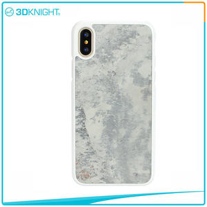 Wholesale 3D KNIGHT | Natural IPhone X Stone Case Real Stone manufacturers