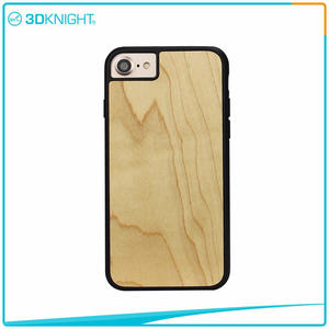 Wholesale Maple Wood Phone Case For Iphone 7 7 Plus Wood Case factory
