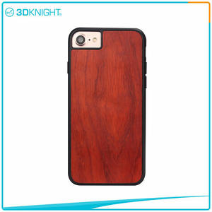 high quality RoseWood Phone Case For Iphone 7 7 Plus Wood Case suppliers