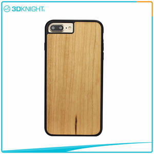 Wholesale Phone Case Wood For Iphone 7 7 Plus Wood Case suppliers