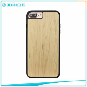 Wholesale Phone Case Wooden For Iphone 7 7 Plus Wood Case manufacturers