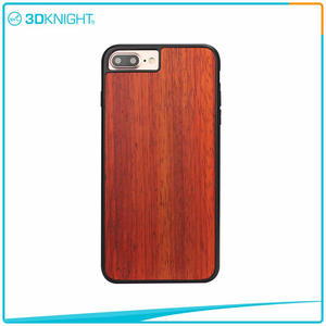 high quality IPhone Case Wooden For Iphone 7 Plus Wood Case suppliers