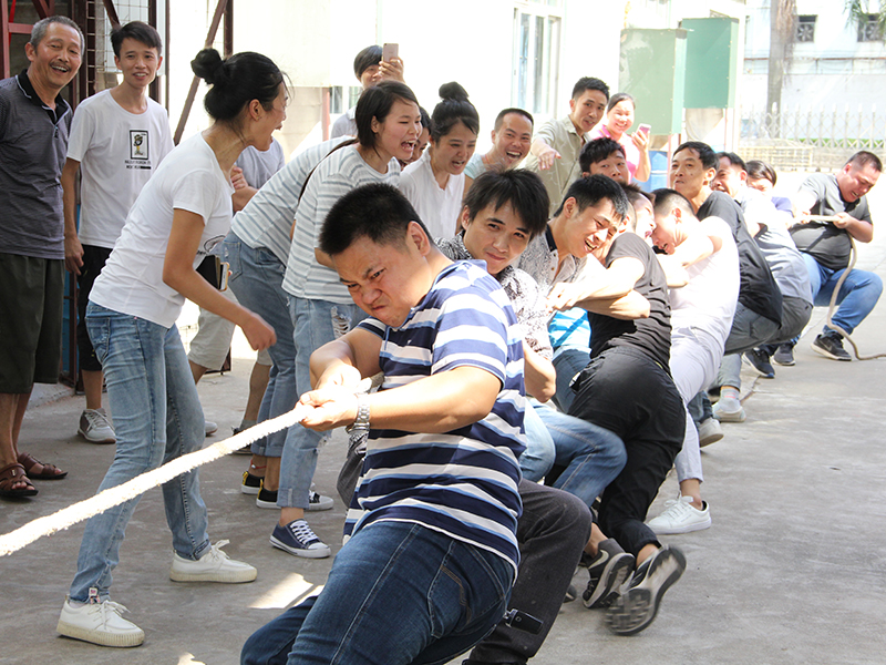 Tug of War (Men Team)