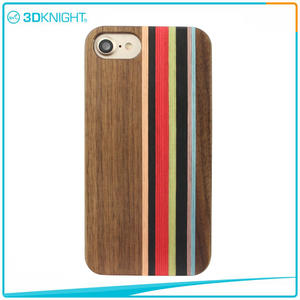Wholesale 3D KNIGHT | Handmade wood case For Iphone 7 8 suppliers