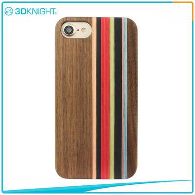 Handmade wood case For Iphone 7 8