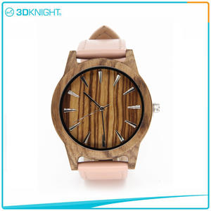 Wholesale 3D KNIGHT | Handmade Wood Watch Desklop Clocks manufacturers