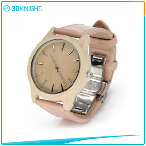 Wholesale 3D KNIGHT | Fashion Handmade Wood Watch suppliers