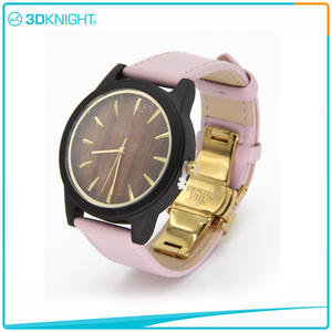 high quality Fashion Wooden Watch suppliers
