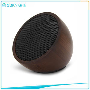 3D KNIGHT | Wood Speaker Mini Wood Speaker