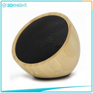 3D KNIGHT | Mini Wood Speaker Mini Wood Speaker