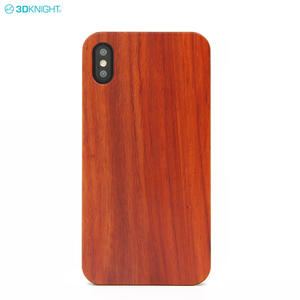 Fashion Luxury Natural Rose Wood Smart Cell Phone Hard Case for iphone XS MAX