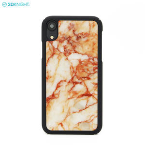 Factory Price Wholesale Mobile Accessories, Real Marble Cell Phone Case