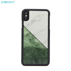 2019 New Arrivals Genuine Marble Cell Phone Case For IPhone XS MAX