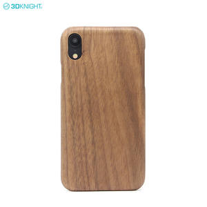 Eco friendly Shockproof 100% Aramid Fiber Wood Design Phone Case for iPhone XR