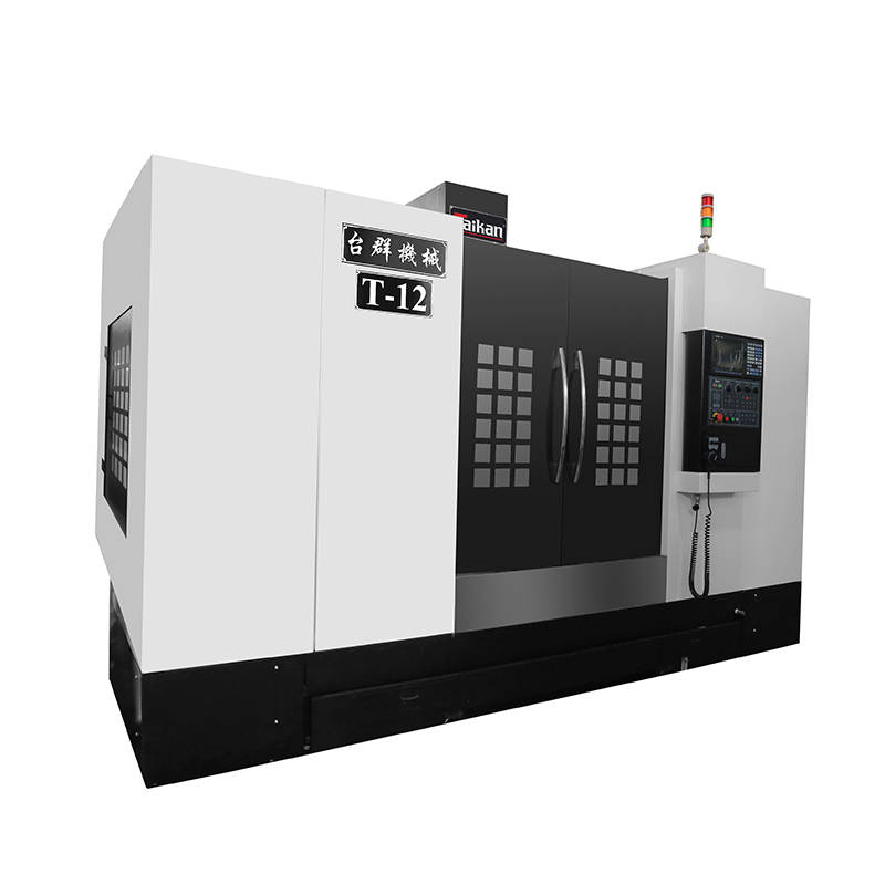 T-10 Box way Vertical Machining Center