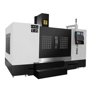 China box ways vertical machining center manufacturer