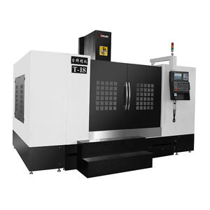 China hard rail vertical machining center supplier