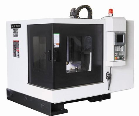 C-760 CNC Engraving and Milling Machine
