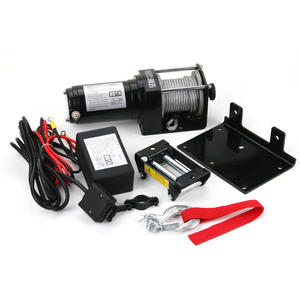 China 2500LBS electric winch supplier