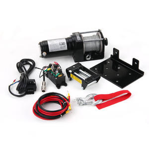 China custom 3000lbs warn winch utv supplier