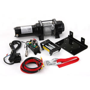 China high quality 3500lbs atv electric winch supplier