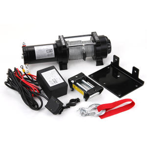 China high quality 3000lbs winch for jeep manufacturer