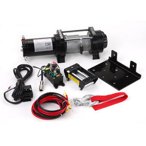 China high quality 4500lbs portable electric winch factory