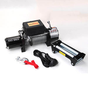 China wholesale high quality electric 4x4 winch manufacturer