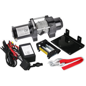 China high quality 4500lbs atv winch kit manufacturer