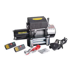 China wholesale 6000LB-B jeep winch manufacturer