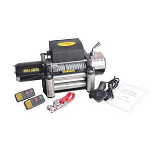 China wholesale 8500LB-B portable 4x4 winch factory