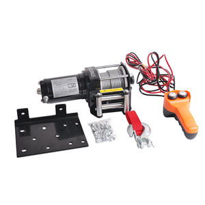 China wholesale AT2500(A)-U1 12v electric winch manufacturer